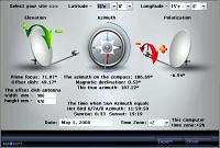 Модуль Расчетa Углов FastSatfinder