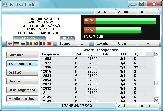 Fastsatfinder крякFastSatfinder 2.7.0 crack.